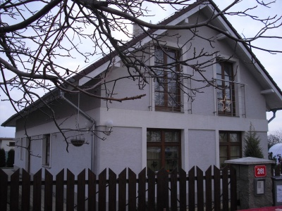 Projekt Family House Kosoř