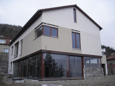 Projekt Family House Radotín