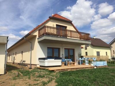 Projekt Rodinný dům Kuchařík