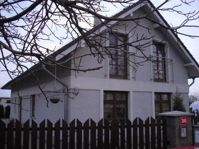 Projekt Rodinný dům Kosoř